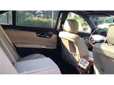 brugt Mercedes S500 5,5 Lang model