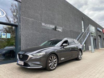 brugt Mazda 6 2,0 Skyactiv-G Optimum 165HK Stc 6g Aut. B
