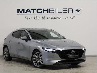 brugt Mazda 3 2,0 Skyactiv-X Cosmo 180HK 5d 6g