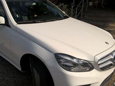 brugt Mercedes E200 CDI st.c.