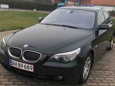 brugt BMW 525 2,5 UOPLYST