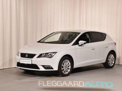 brugt Seat Leon 1,6 TDI Style Barcelona Edition Start/Stop 110HK 5d