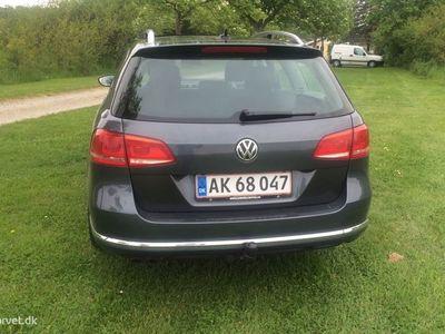 brugt VW Passat Variant 2,0 blueMotion TDI Highline DSG 170HK Stc 6g Aut.