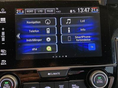brugt Honda Civic 1.6 i-DTEC 4d