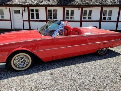 brugt Ford Thunderbird 1962