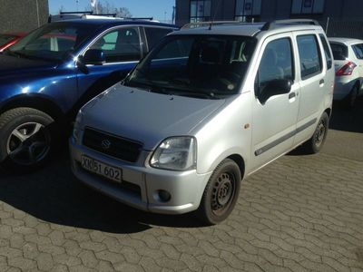 brugt Suzuki Wagon R+ 1,25 DDiS