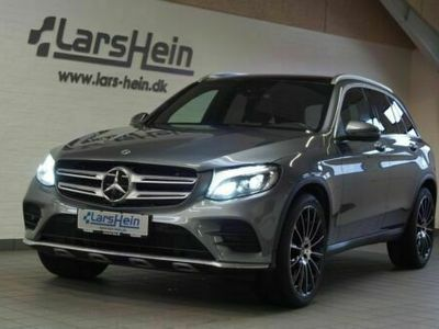 brugt Mercedes GLC350 d AMG Line aut. 4-M