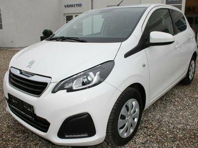 brugt Peugeot 108 1,0 e-VTi 69 Active