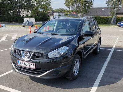brugt Nissan Qashqai +2 1.6 Visia, 7 pers.