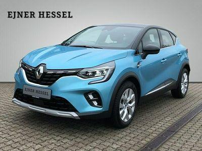 brugt Renault Captur 1,6 E-TECH Intens 160HK 5d Aut.