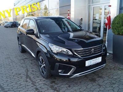 second-hand Peugeot 5008 1,6 BlueHDi Allure EAT6 120HK Van 6g Aut.