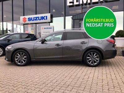 brugt Mazda 6 2,0 Skyactiv-G Premium 165HK Stc 6g B