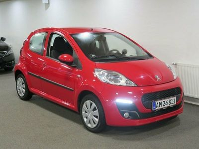 second-hand Peugeot 107 1,0 Motion Air