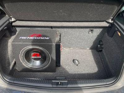 brugt VW Polo 1,2 TSI 110 hk BMT 5 dørs