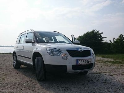 usado Skoda Yeti 2,0 Commonrail DPF Ambition 110HK