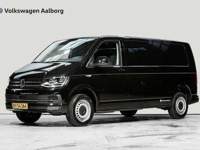 second-hand VW Transporter 2,0 TDi 150 Kassevogn DSG lang