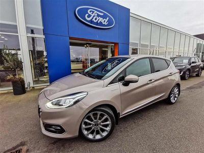 brugt Ford Fiesta 1,0 EcoBoost Vignale Start/Stop 140HK 5d