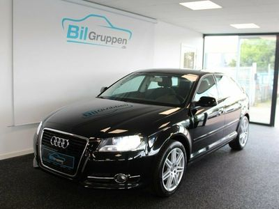 used Audi A3 Sportback 1,6 TDi Attraction