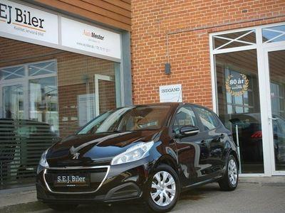gebraucht Peugeot 208 1,6 BlueHDi Active 100HK 5d
