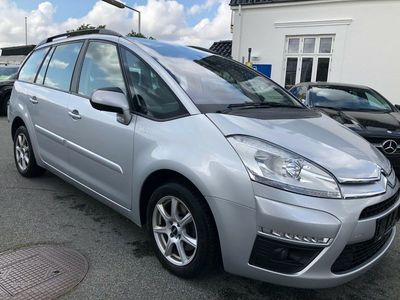 brugt Citroën Grand C4 Picasso 2,0 HDi 150 Seduction
