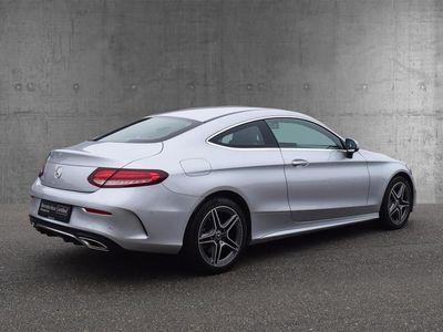 brugt Mercedes C300 2,0 9G-Tronic 258HK 2d 9g Aut.