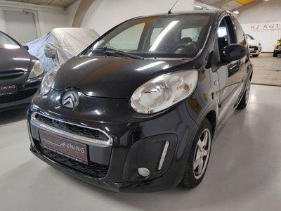brugt Citroën C1 1,0i Seduction