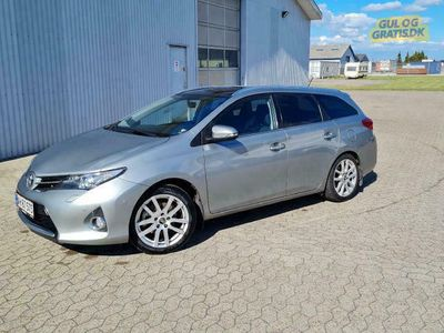 brugt Toyota Auris Touring Sports (stc)