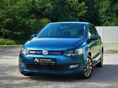 brugt VW Polo 1,0 TSi 95 BlueMotion DSG