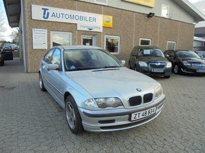 brugt BMW 318 i 1,8 Bavaria