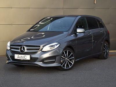 gebraucht Mercedes B180 1,6 aut.