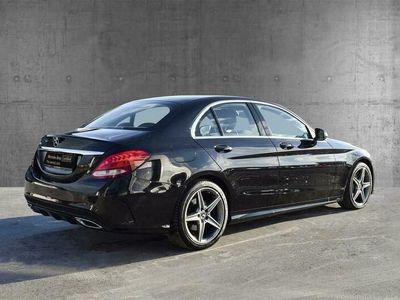 brugt Mercedes C200 d 2,1 D 9G-Tronic 136HK 9g Aut.