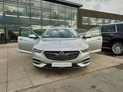 brugt Opel Insignia Country Tourer Grand Sport 1,5 Dire Injection Turbo INNOVATION Start/Stop 165HK 5d 6g