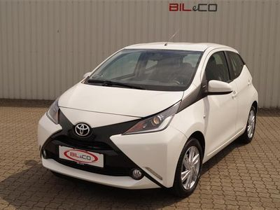 käytetty Toyota Aygo 1,0 VVT-I X-Press X-Shift 68HK 5d Aut.