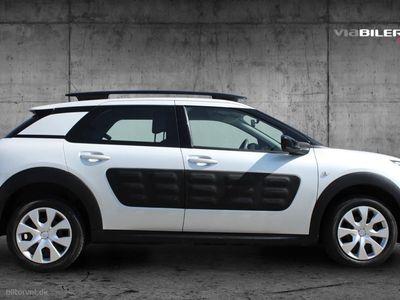 used Citroën C4 Cactus 1,6 e-HDi Feel ETG6 92HK 5d 6g Aut.