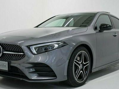 brugt Mercedes A200 AMG Line aut. 2020