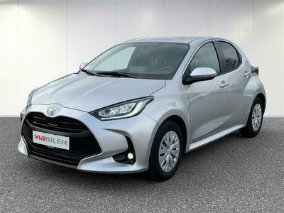 brugt Toyota Yaris 1,5 VVT-I T3 Vision 125HK 5d 6g Aut.