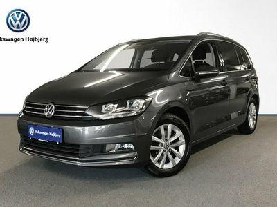 brugt VW Touran 1,4 TSi 150 Highline DSG BMT 7prs