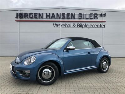 brugt VW Beetle 1,2 TSI BMT Life 105HK Cabr. 6g