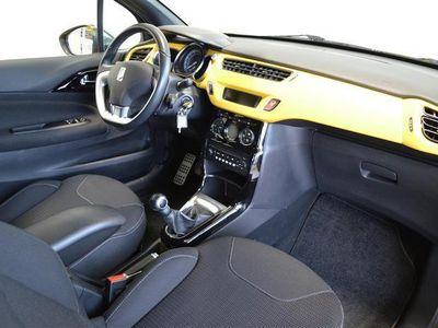 brugt Citroën DS3 1,6 e-HDi Style 92HK 3d