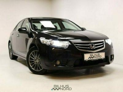 brugt Honda Accord 2,2 i-DTEC Lifestyle 4d
