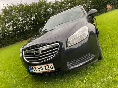 brugt Opel Insignia SPORTS TOUR 2,0 CDTI