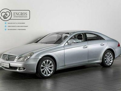 usado Mercedes CLS500 5,0 aut.