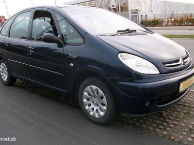 brugt Citroën Xsara Picasso 1,8 16V Family 117HK