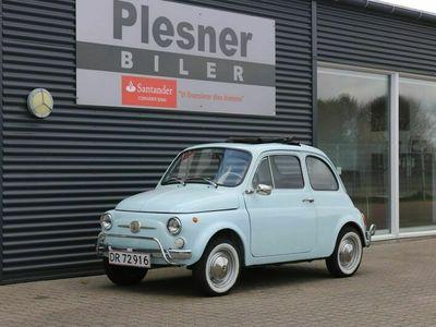 brugt Fiat 500 0,5 F