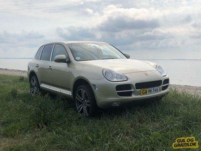 brugt Porsche Cayenne