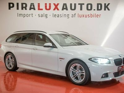 used BMW 520 d 2,0 Touring M-Sport xDrive aut.