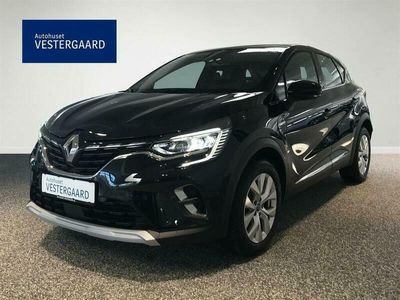 brugt Renault Captur 1,6 E-TECH Hybrid Intens 160HK 5d Aut.