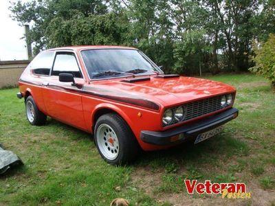 brugt Fiat 128 3P 1300 Berlinetta