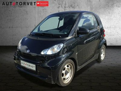 brugt Smart ForTwo Coupé 0,8 CDi 54 Pure