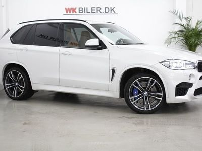 brugt BMW X5 4,4 M xDrive aut. Van